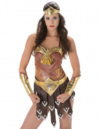 Gladiator superheltekostume til kvinder-1