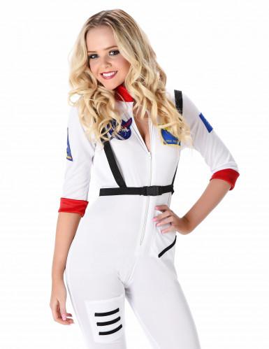 Astronautkostume Dame-1