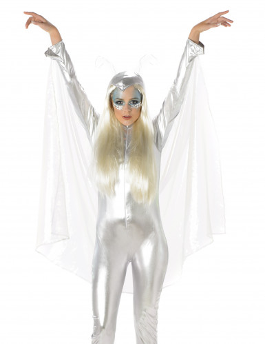 Alien Kvinde Kostume-1