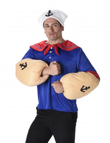 Matros med muskler Mand-1