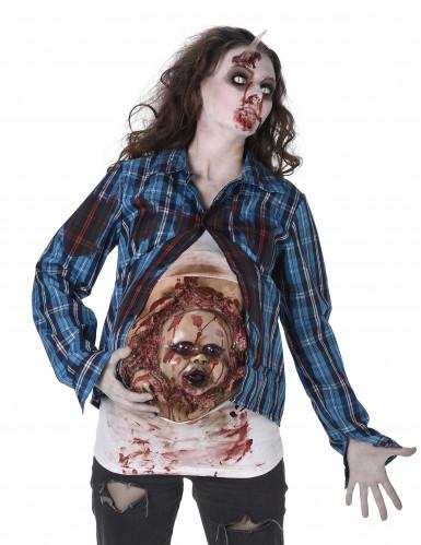 Zombiekostume med babyansigt Halloween-1