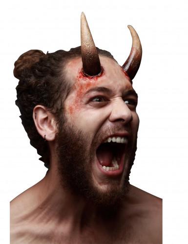 Falske djævlehorn til voksne