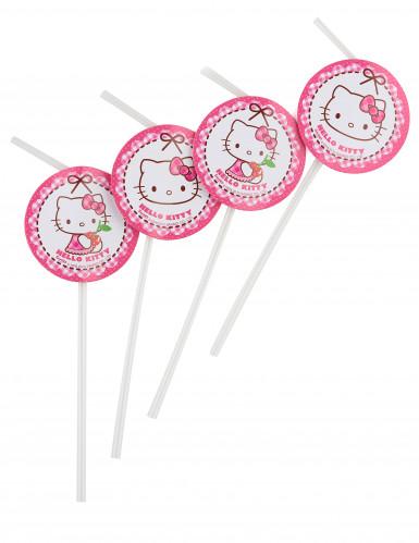 Hello Kitty™ sugerør