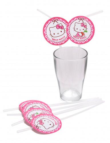 Hello Kitty™ sugerør-1