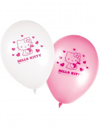 8 Balloner Hello Kitty™