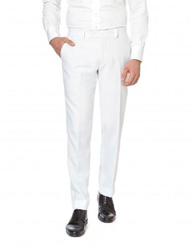 Mr White Opposuits™ jakkesæt voksen-1