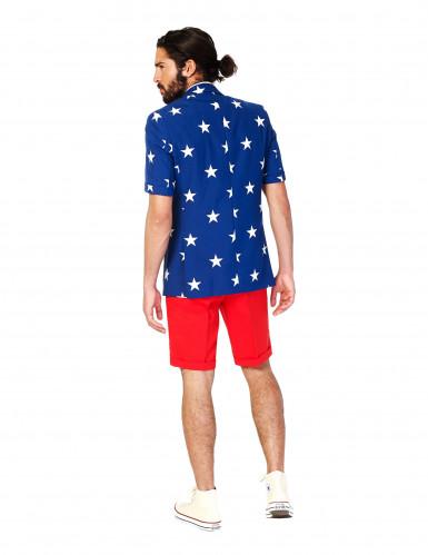 Jakkesæt sommer amerikansk mand Opposuits™-1