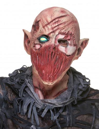 Latexmaske dæmon voksen