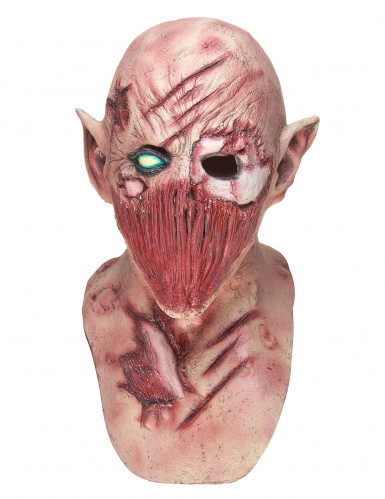Latexmaske dæmon voksen-2