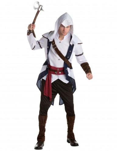 Udklædningsdragt Connor Assassin's creed™ Voksne