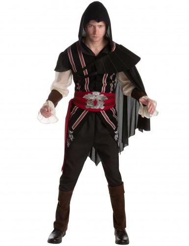 Klassisk udklædning Ezio Assassin's Creed™ Voksne