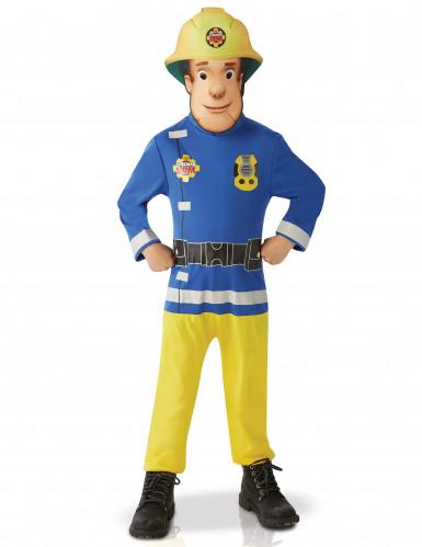 Klassisk kostume Brandmand Sam™ børn