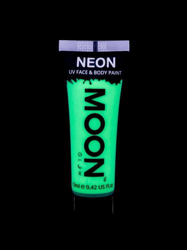 Gel ansigt og krop grøn pastel UV 12 ml Moonglow-1