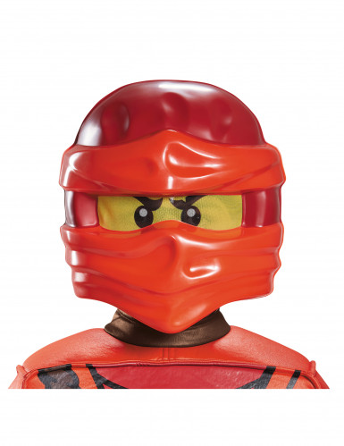 Maske Kai Ninjago® - LEGO® til børn