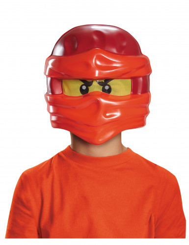 Maske Kai Ninjago® - LEGO® til børn-1