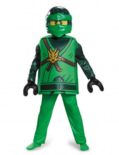 Kostume deluxe Lloyd Ninjago®- LEGO® børn-1