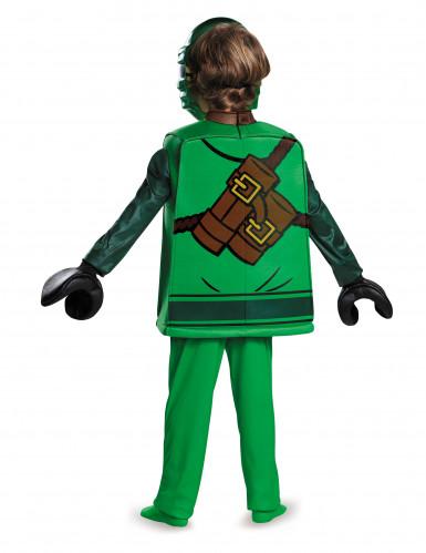Kostume deluxe Lloyd Ninjago®- LEGO® børn-2