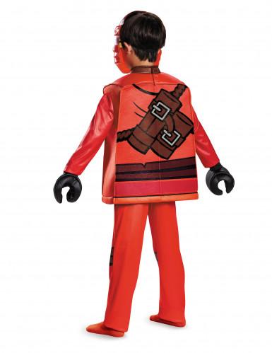 Kostume deluxe Kai Ninjago®- LEGO® børn-2