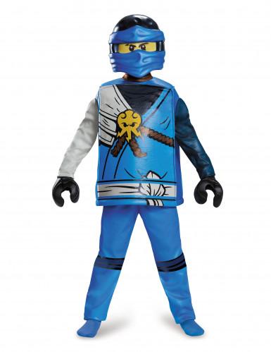 Kostume deluxe Jay Ninjago®- LEGO® børn-1