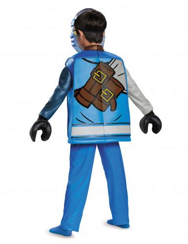 Kostume deluxe Jay Ninjago®- LEGO® børn-2