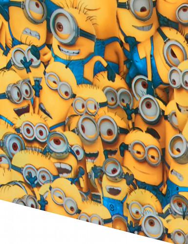 Plastikdug Minions™ 120 x 180 cm-1