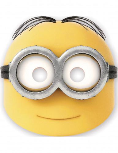 6 masker i pap Dave lovely Minions™