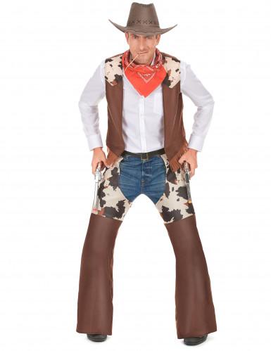 Cowboykostume herre