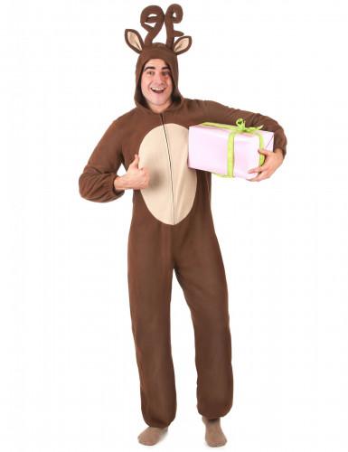 Kostume heldragt rensdyr herre-1