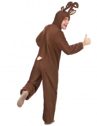 Kostume heldragt rensdyr herre-2