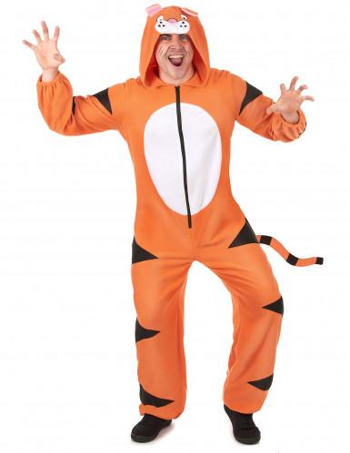 Tiger kostume voksen