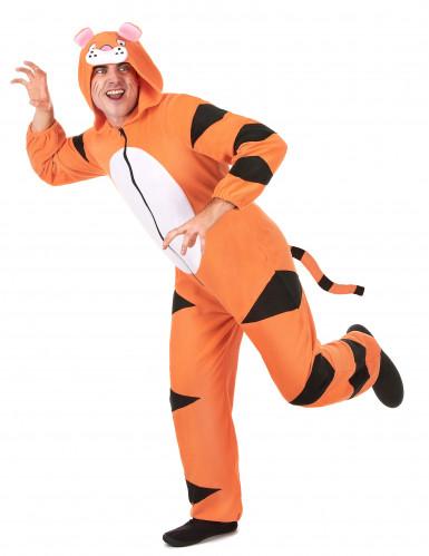 Tiger kostume voksen-1