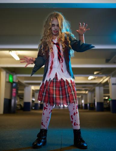 Kostume zombie skolepige-3