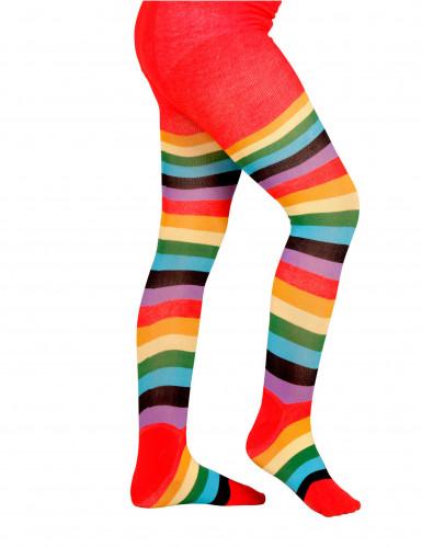 Strømpebukser multifarvede til børn-2
