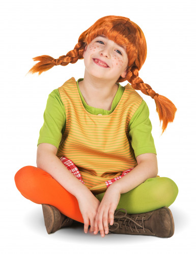 Kostume Pippi Langstømpe™ til piger-3
