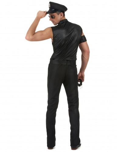 Kostume sexet politimand herre-2