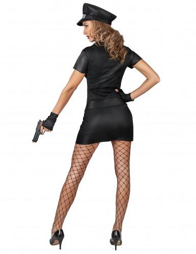 Kostume fræk politidame dame-2