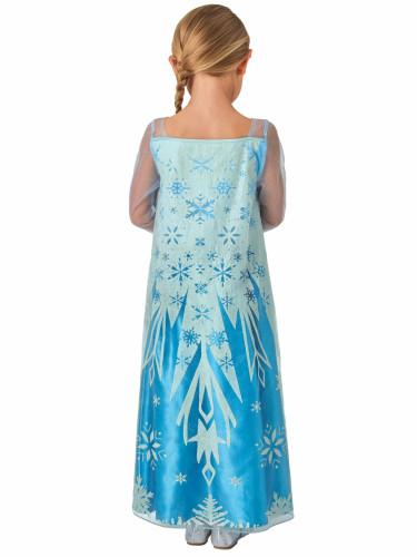 Klassisk Elsa kostume til børn - Frost™-1