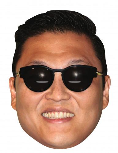 Maske i pap Psy™ Gangnam Style