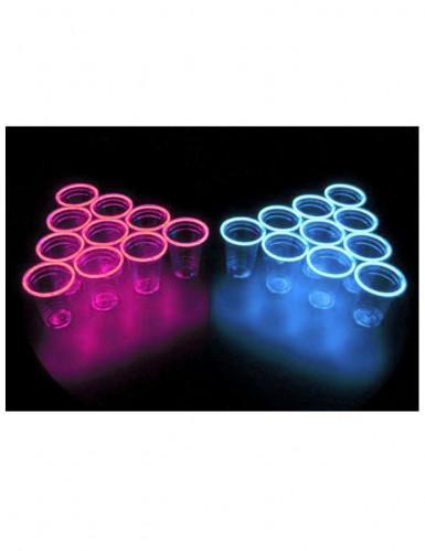 Beer pong kit med lys-1