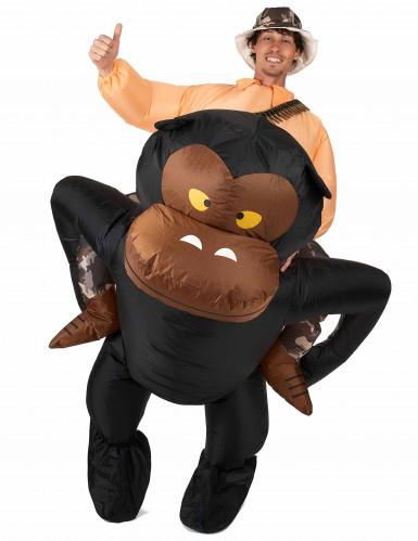 Kostume oppustelig abe til voksne-1