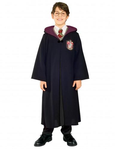 Kostume troldmands kjole Gryffindor luksus til børn- Harry Potter™-1