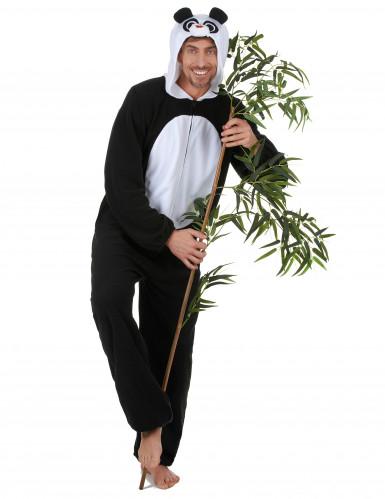 Kostume panda til mænd