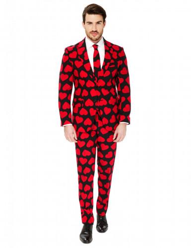 Jakkesæt Mr. King of Hearts Opposuits™ til mænd