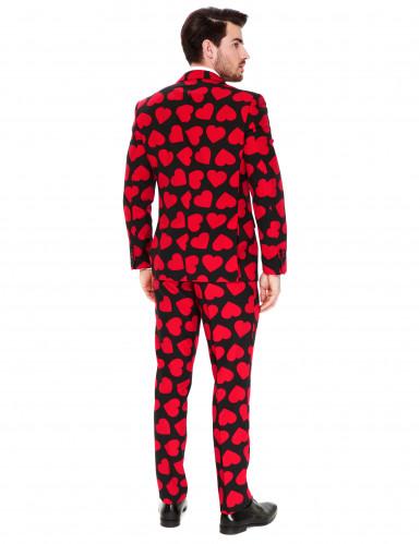 Jakkesæt Mr. King of Hearts Opposuits™ til mænd-1