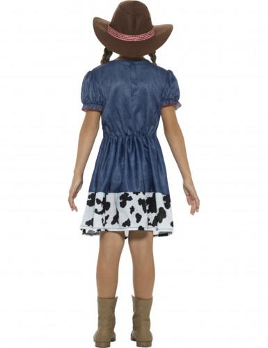 Kostume texansk til piger-1
