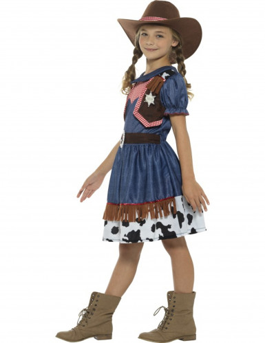 Kostume texansk til piger-2