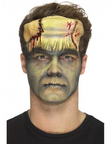 Halloween protese - Grønt monster-1