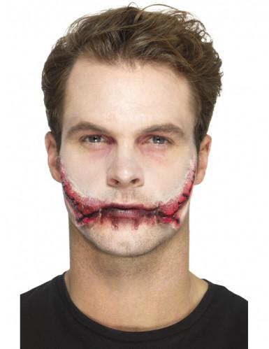 Falsk sår til ansigtet - Halloween-2