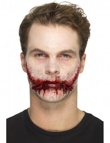 Falsk sår til ansigtet - Halloween-3