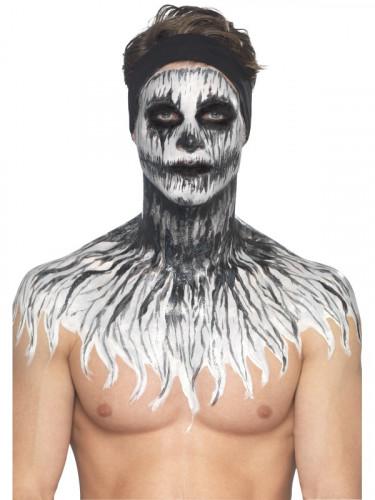 Skelet sminkekit- UV - Halloween-1